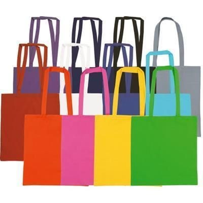 SNOWDOWN COTTON SHOPPER TOTE BAG COLLECTION