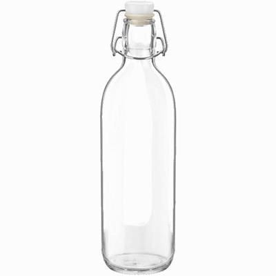 1 LITRE CHUNKY BOTTLE with White Lid