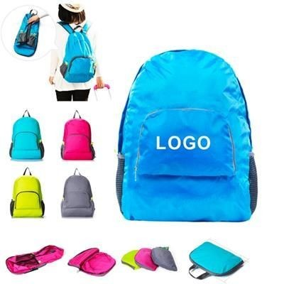 FOLDING TRAVELING BACKPACK RUCKSACK