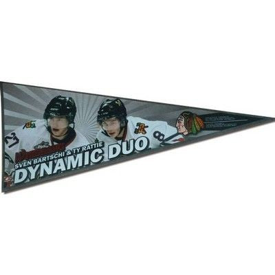 FULL COLOUR FELT PENNANT