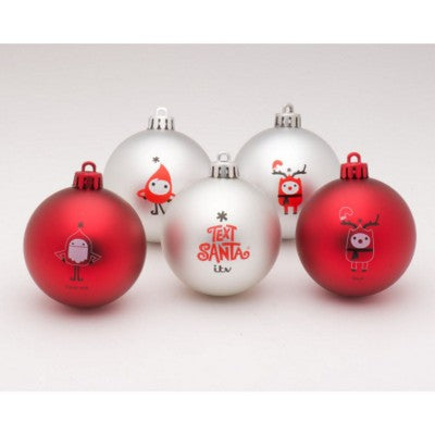 SHATTERPROOF PROMOTIONAL BAUBLE