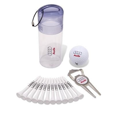 1 BALL GOLF DAY GIFT TUBE 10