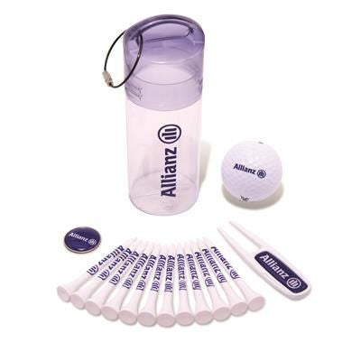 1 BALL GOLF DAY GIFT TUBE 12