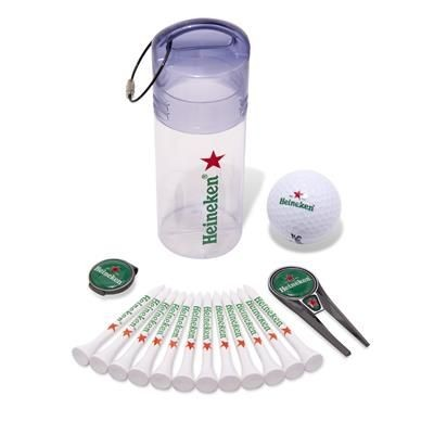 1 BALL GOLF DAY GIFT TUBE 5