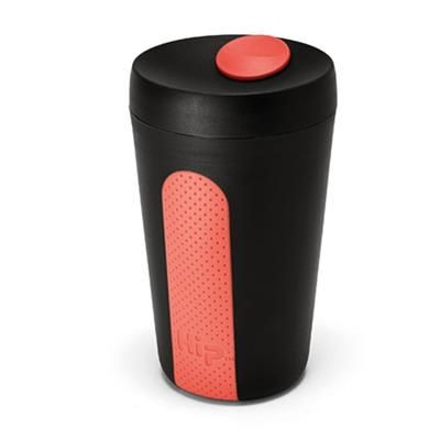 HIP CUP TRAVEL in Midnight-coral