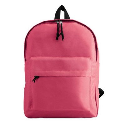 BACKPACK RUCKSACK in Fuchsia Pink