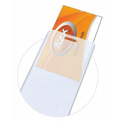 1 - 16 INCH THICK PRINTED LUGGAGE TAG with Business Card Insert