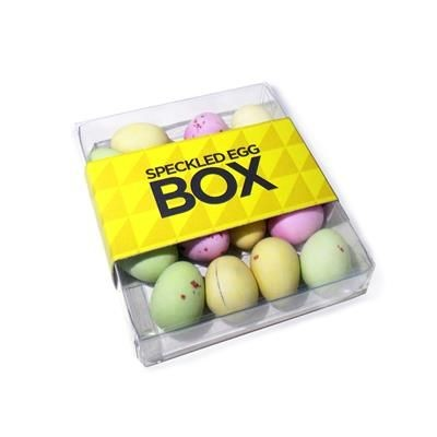 SPECKLED CHOCOLATE EGG BOX