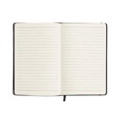 96 PAGE NOTE BOOK with Lined Paper in Red