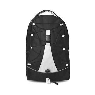ADVENTURE BACKPACK RUCKSACK With White Trim