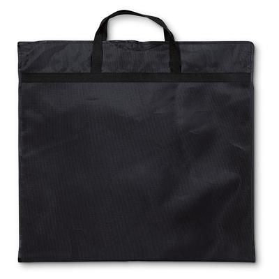 210D POLYESTER GARMENT BAG in Black