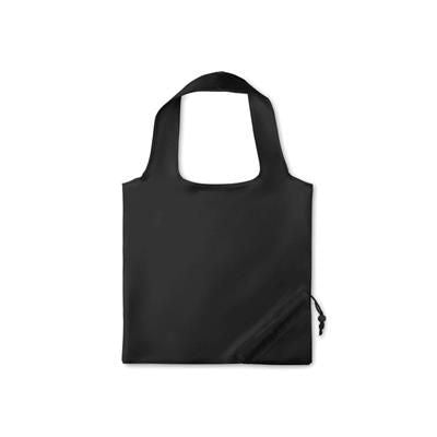 210T FOLDING SHOPPER TOTE BAG