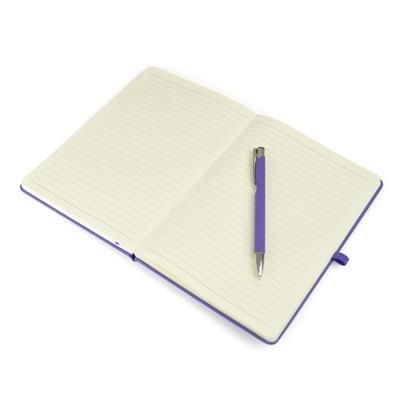 2-IN-1 A5 MOLE NOTEBOOK & PEN