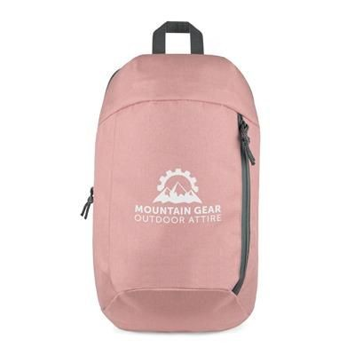 ANDERSON BACKPACK RUCKSACK in Light Pink