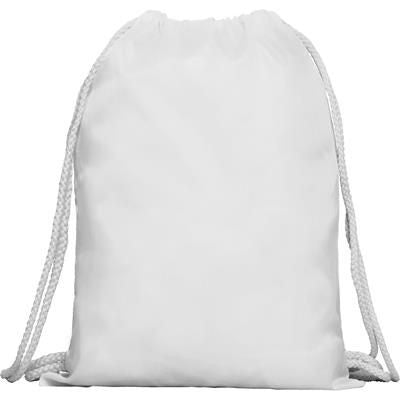 ALL-PURPOSE BAG with 8mm Thick Cords of Adjustment to the Back in Same Colour