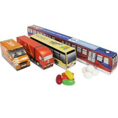 TRANSPORT VEHICLE SWEETS BOX