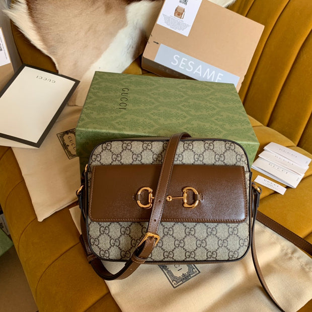 Gucci Horsebit 1955 Shoulder Bag