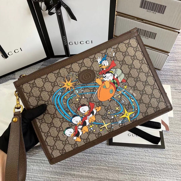 Gucci Donald Duck Wrist bag
