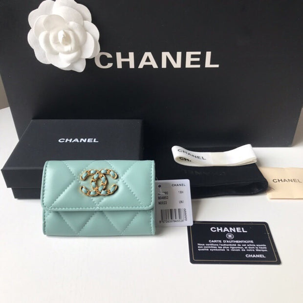 Chanel Card Wallet