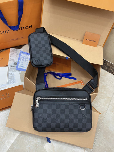 LV Scott Postman Bag