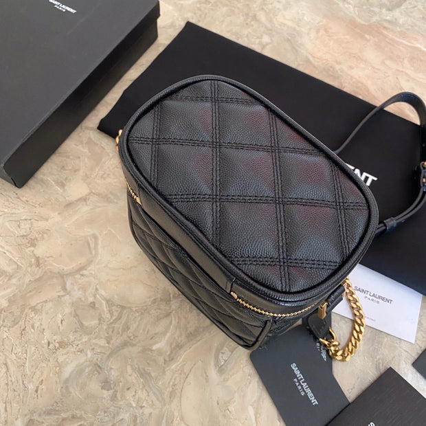 YSL New Bucket Single Shoulder Slip Bag