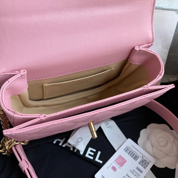 Chanel Saddle Bag