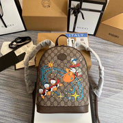 Disney * Gucci Donald Duck Backpack
