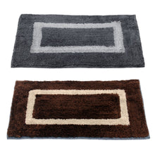 Load image into Gallery viewer, Cotton Blend Door Mat Set - 40 x 60 cm Pack of 2