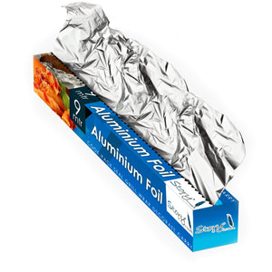 Aluminium Foil - 36 m (Pack of 4) Story@Home
