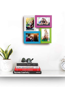 Collage Photo Frame - 30 x 30 x 3 cm Story@Home
