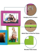 Load image into Gallery viewer, Collage Photo Frame - 30 x 30 x 3 cm Story@Home