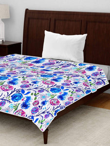Feather Touch 200 GSM AC Quilt- Single Story@Home