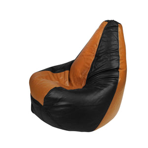 Leatherite Bean Bag Chair without beans, Story@Home