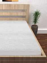 "Load image into Gallery viewer, Premium Water Resistant Hypoallergenic Cotton Single Mattress (s) Guard Protectors' - 78""x36"", White Story@Home"