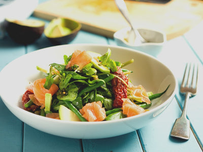 Grapefruit Mint Vinaigrette