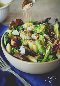 Honey Sesame Vinaigrette