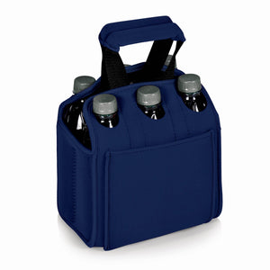 Navy Six Pack Beverage Carrier