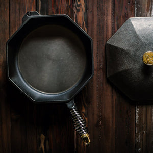 FINEX Skillet with Lid