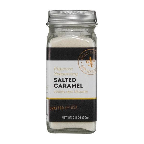 Dell Cove Spices & More Co. - Salted Caramel Popcorn Seasoning