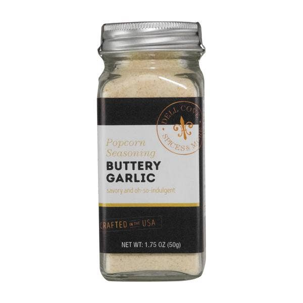 Dell Cove Spices & More Co. - Buttery Garlic Popcorn Seasoning