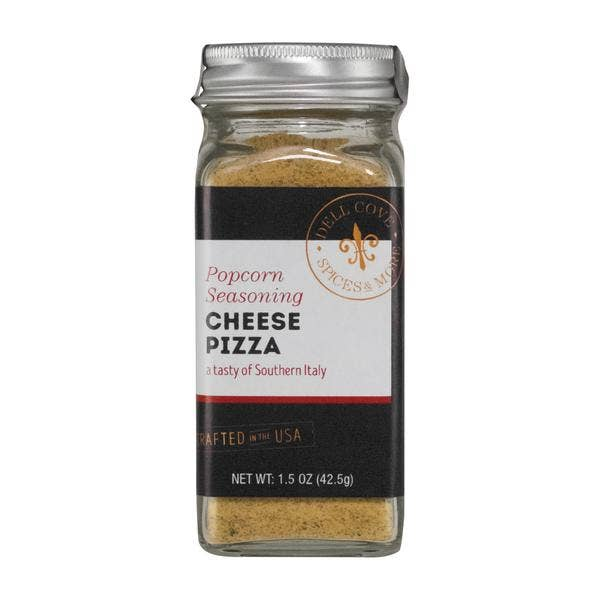 Dell Cove Spices & More Co. - Cheese Pizza Popcorn Seasoning