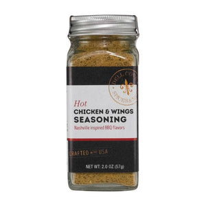 Dell Cove Spices & More Co. - Hot Chicken & Wings Seasoning