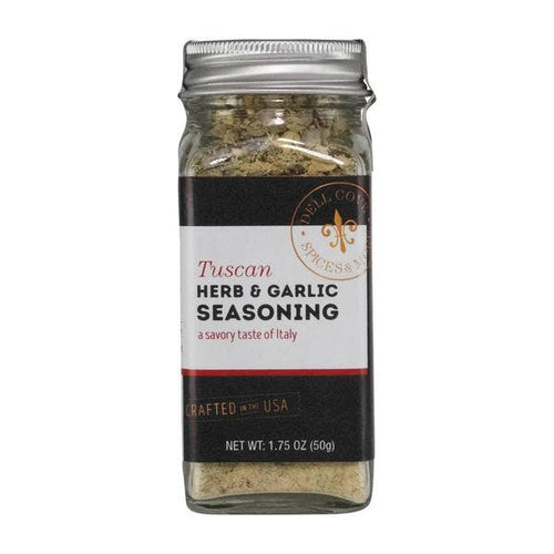 Dell Cove Spices & More Co. - Tuscan Herb & Garlic Seasoning