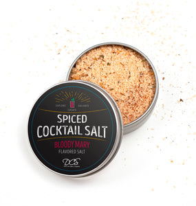 Dell Cove Spices & More Co. - Bloody Mary Rim Salt - Cajun Bloody Mary salt