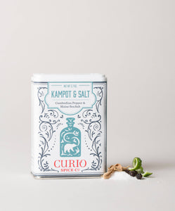 Curio Spice Co - Kampot & Salt