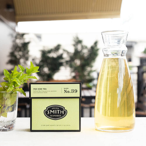 Smith Teamaker - Fez Iced Green Tea