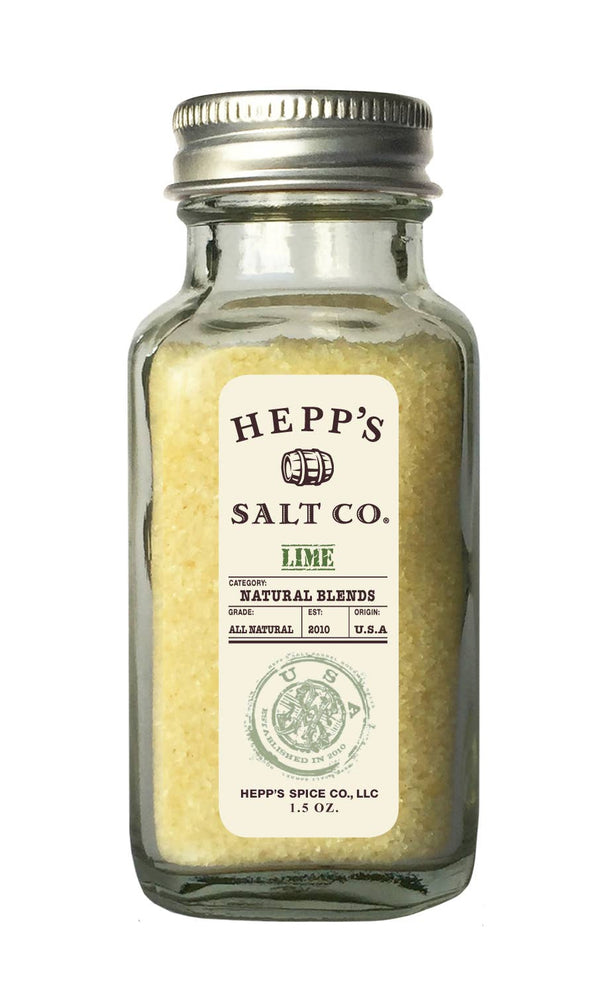 HEPP'S Salt Co. - Lime Sea Salt