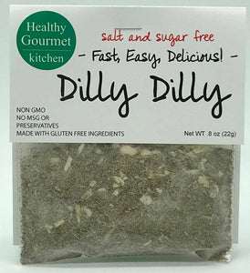 Healthy Gourmet Kitchen - Dilly Dilly Dip Mix