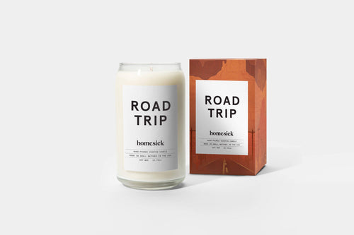 Homesick Candles - Road Trip Candle