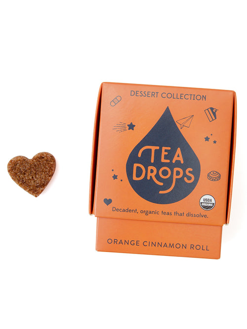 Tea Drops - Tea Drops Dessert Compostable Box